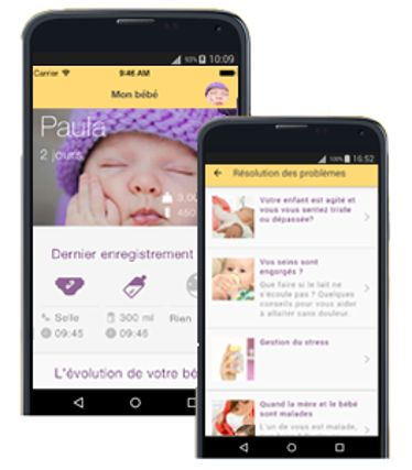 MyMedela Screenshot 262-300 Frans