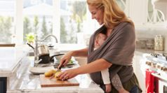 Nutrition for mums during breastfeeding