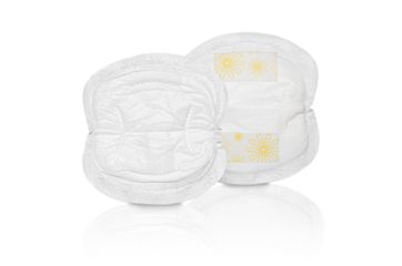 Medela disposable zoogcompressen